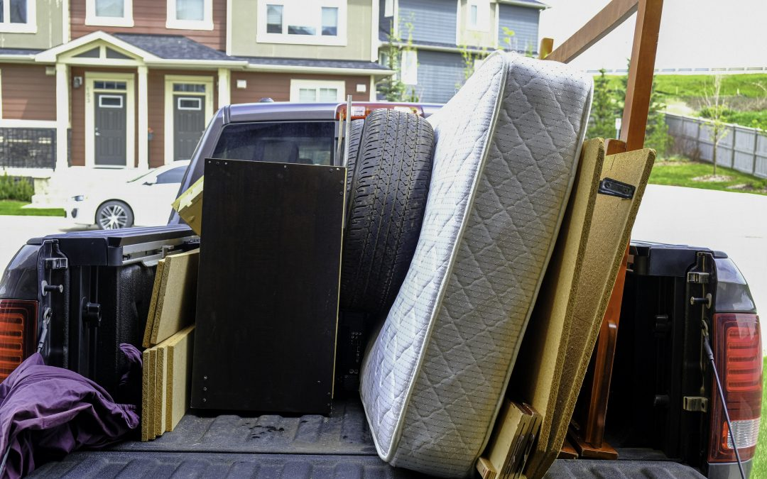 Old mattress disposal: what to do about it